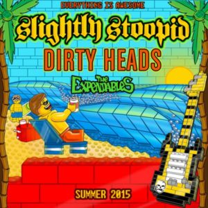 Slightly Stoopid, Dirty Heads, & The Expendables @ Cabooze | Minneapolis | Minnesota | United States