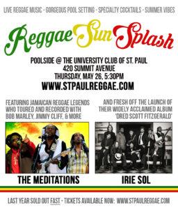 2nd Annual Reggae Sunsplash @ University Club of Saint Paul | Saint Paul | Minnesota | United States