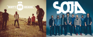 Dirty Heads and SOJA @ The Cabooze | Minneapolis | Minnesota | United States